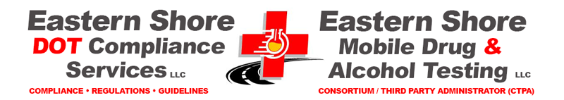 Eastern Shore DOT Compliance Services & Eastern Shore Drug & Alcohol Testing